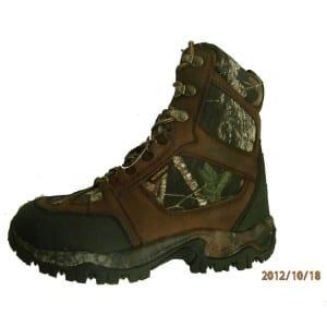 waterproof 8 inch hunting boot 600g thinsulate